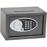 Phoenix Vela Deposit Home & Office SS0801ED Size 1 Security Safe with Electronic Lock