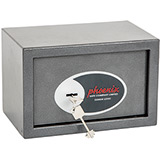 Phoenix Vela Home & Office SS0801K Size 1 Security Safe with Key Lock