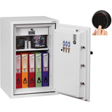 Phoenix Fire Fighter FS0442F Size 2 Fire Safe with Fingerprint Lock
