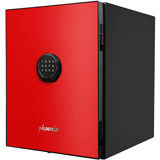 Phoenix Spectrum LS6001ER Safe with Electronic Lock - Red