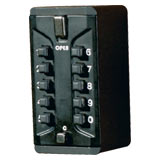 Phoenix Key Store KS0002C Size 2 Key Safe with Combination Lock & Weathproof Cover